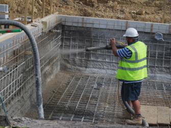 Применение металлической сетки в строительстве