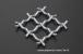 Сетка нержавеющая 5x1 из рифленой проволоки 12Х18Н9