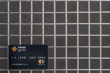Сетка нержавеющая сварная 25х25х2 сталь 12Х18Н9