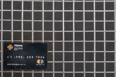 Сетка нержавеющая сварная 20х20х2,5 сталь 12Х18Н9