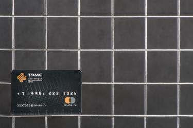 Сетка нержавеющая сварная 40х40х2,5 сталь 12Х18Н9