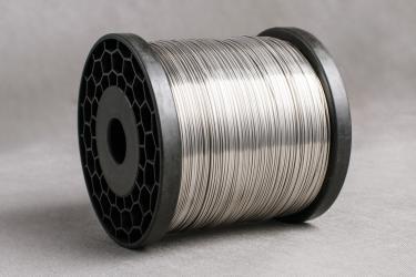 Проволока нержавеющая 0,6мм 08Х18Н10 для сеток, светлая ТУ 14-4-1571-89