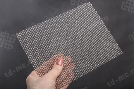 Сетка нержавеющая 2,5x1 - фото 2