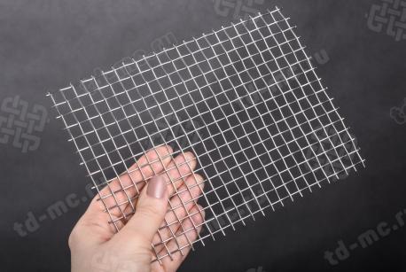 Сетка нержавеющая 7x1,2 - фото 2