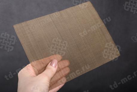 Сетка латунная 0,9x0,4 - фото 2