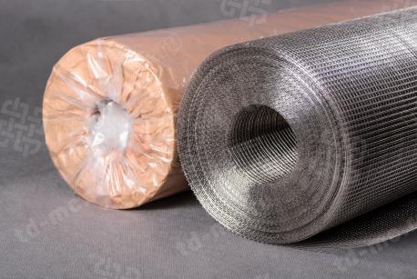 Сетка нержавеющая сварная 15х15х1,5 сталь 12Х18Н9 - фото 3