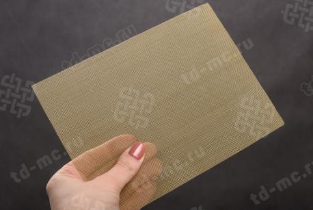 Сетка латунная 0,5х0,2 - фото 2