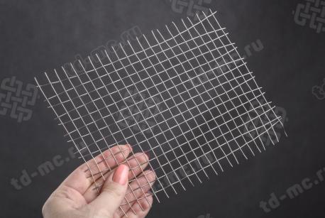 Сетка нержавеющая 8x0,7 - фото 2