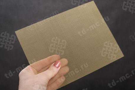 Сетка латунная 0,63х0,3 - фото 2