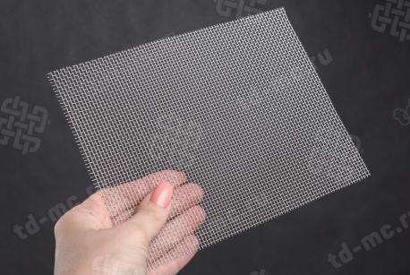 Сетка нержавеющая 2x0,4 - фото 2