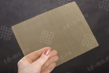 Сетка латунная 0,7х0,28 - фото 2