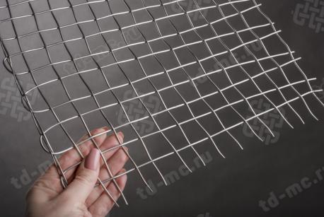 Сетка нержавеющая 20x2 - фото 2