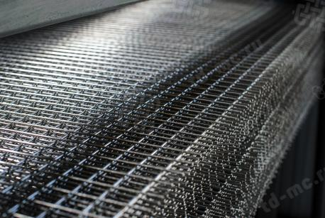 Сетка нержавеющая сварная 60х60х5 сталь 12Х18Н9 - фото 3
