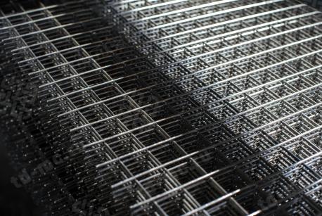 Сетка нержавеющая сварная 70х70х3 сталь AISI 201 - фото 3