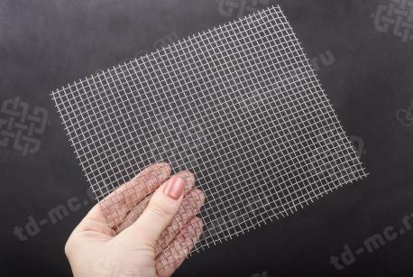 Сетка нержавеющая 4x0,6 - фото 2
