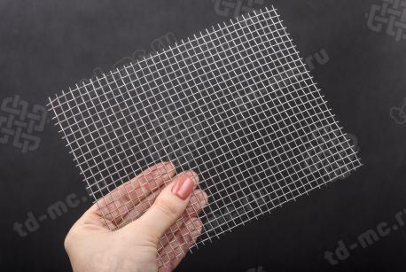 Сетка нержавеющая 5x0,7 - фото 2