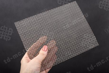 Сетка нержавеющая 2,5x1,2 - фото 2