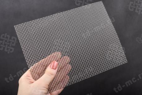 Сетка нержавеющая 2,2x0,7 - фото 2
