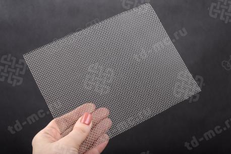 Сетка нержавеющая 1,8x0,45 - фото 2