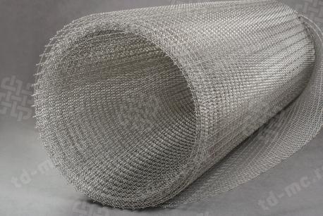 Сетка нержавеющая 20x2 из рифленой проволоки 12Х18Н9 - фото 3