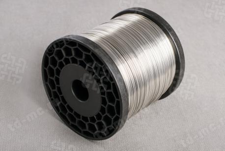 Проволока нихромовая 0,24мм Х20Н80-Н ГОСТ 12766.1-90 - фото 2