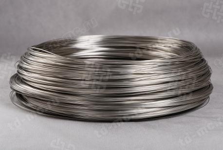 Проволока нихромовая 1,0мм Х20Н80 ТУ 14-1-3224-81 - фото 2