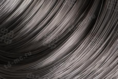 Проволока нержавеющая 2мм 12Х18Н10Т для сеток, светлая ТУ 14-4-1571-89 - фото 3
