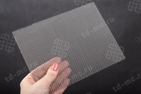 Сетка нержавеющая 10 mesh - фото 2