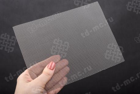Сетка нержавеющая 12 mesh - фото 2