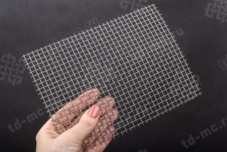 Сетка нержавеющая 5 mesh - фото 2