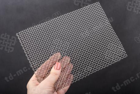 Сетка нержавеющая 6 mesh - фото 2