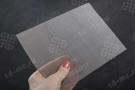 Сетка нержавеющая 80 mesh - фото 2
