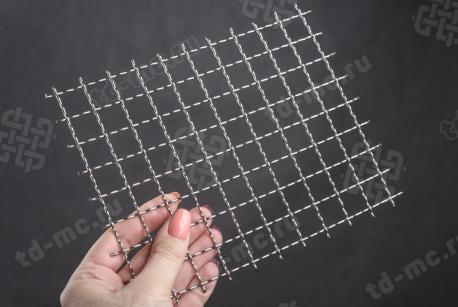 """Сетка нержавеющая 5/8"""" mesh - фото 2"""