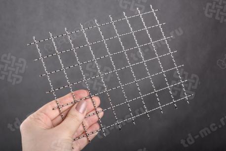 """Сетка нержавеющая 7/8"""" mesh - фото 2"""