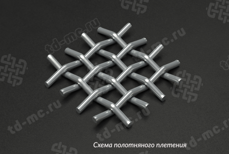 Сетка никелевая 0,45x0,2 - фото 4