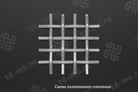 Сетка никелевая 0,45x0,2 - фото 5