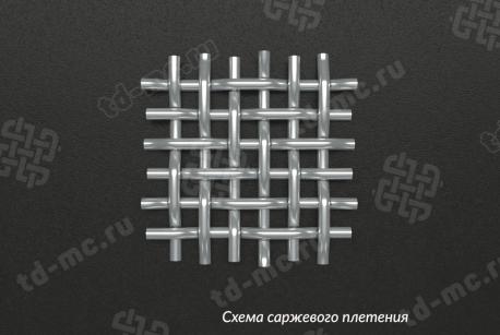 Сетка никелевая 0,1x0,06 - фото 5