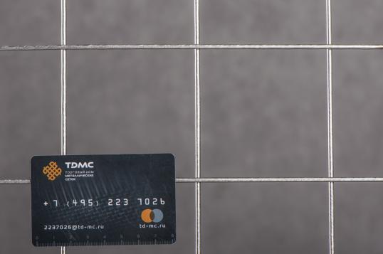 Сетка нержавеющая сварная 80х80х3 сталь AISI 201