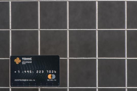 Сетка нержавеющая сварная 50х50х2,5 сталь 12Х18Н9
