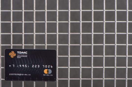 Сетка нержавеющая сварная 20х20х2 сталь 12Х18Н9