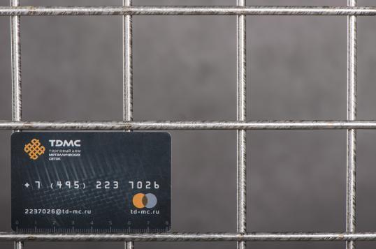 Сетка нержавеющая сварная 60х60х5 сталь 12Х18Н9