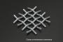 Сетка нержавеющая 2,2x0,9 схема плетения - фото 4