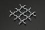 Сетка нержавеющая 2,8x0,45 схема плетения - фото 4