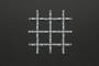 Сетка нержавеющая 2,8x0,45 схема плетения - фото 5