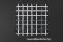 Сетка нержавеющая 8x2 из рифленой проволоки 12Х18Н9 схема плетения - фото 4