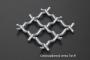 Сетка нержавеющая 5x1,2 из рифленой проволоки 12Х18Н9