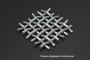 Сетка нержавеющая 0,035x0,03 схема плетения - фото 3